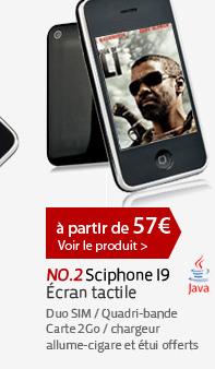 NO.2 Sciphone I9