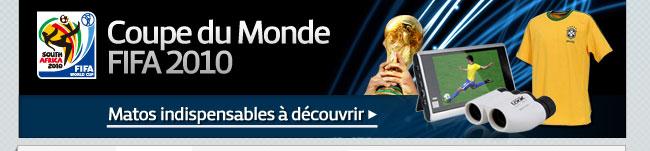 Spécial Coupe du Monde FIFA 2010