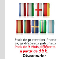 Etuis de protection iPhone