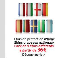 Etuis de protection iPhone