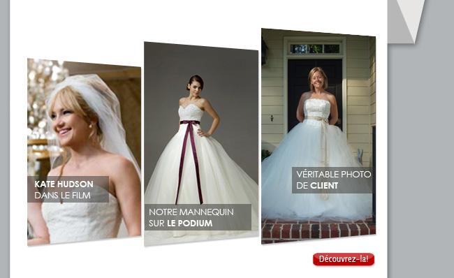 Bestseller: Robe de mariée la plus appréciée