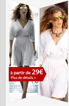 NO.1 Robe citadine de Carrie