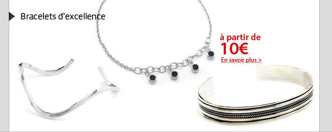 Bracelets dexcellence
