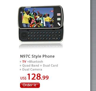 N97C Style Phone