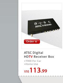 ATSC Digital HDTV Receiver Box