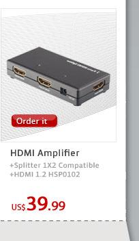HDMI Amplifier
