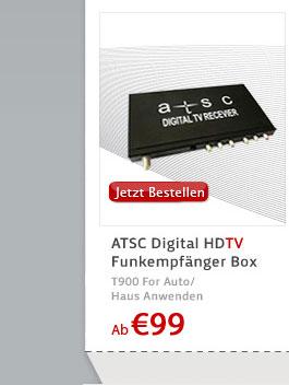 ATSC Digital HDTV Funkempfänger Box