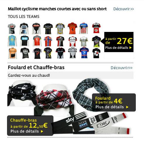 Foulard et Chauffe-bras