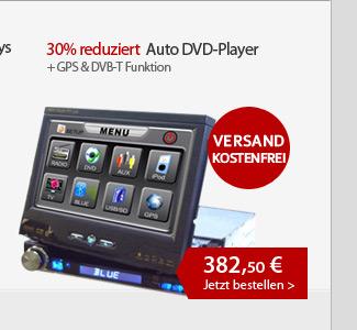 30% reduziert Auto DVD-Player