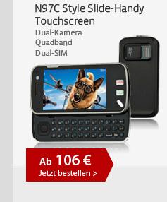 N97C Style Slide-Handy