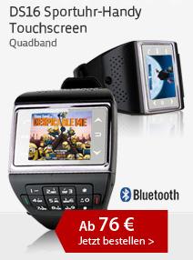 DS16 Sportuhr-Handy