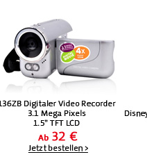 136ZB Digitaler Video Recorder