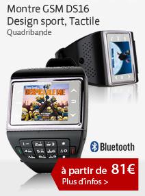 Montre GSM DS16