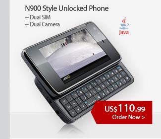 N900 Style Unlocked Phone