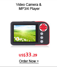 Video Camera & MP3/4 Player