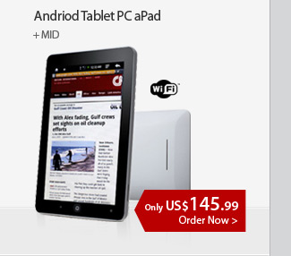 Andriod Tablet PC aPad