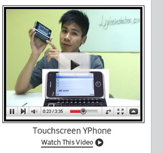 Touchscreeen YPhone