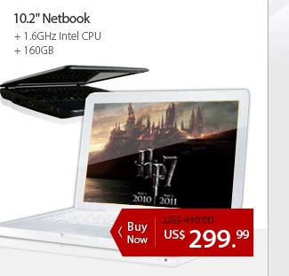 "10.2"" Netbook"