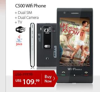 C500 WiFi Phone