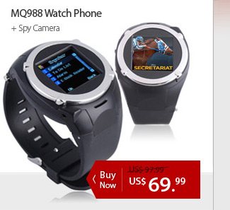 MQ988 Watch Phone