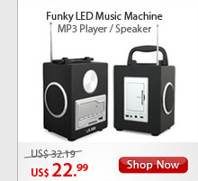 Funky LED Music Machine
