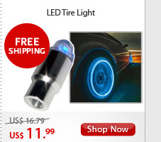 LED Tire Light