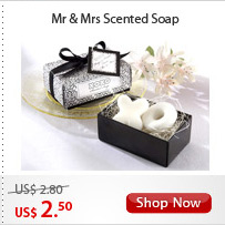 Mr & Mrs Scented Soap