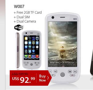 W007 Wifi Phone