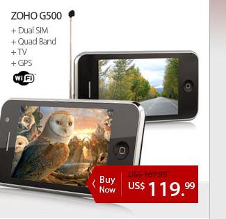 ZOHO G500 WiFi Phone