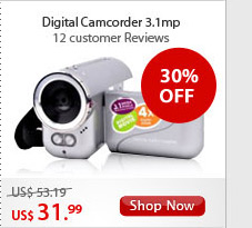 Digital Camcorder 3.1mp
